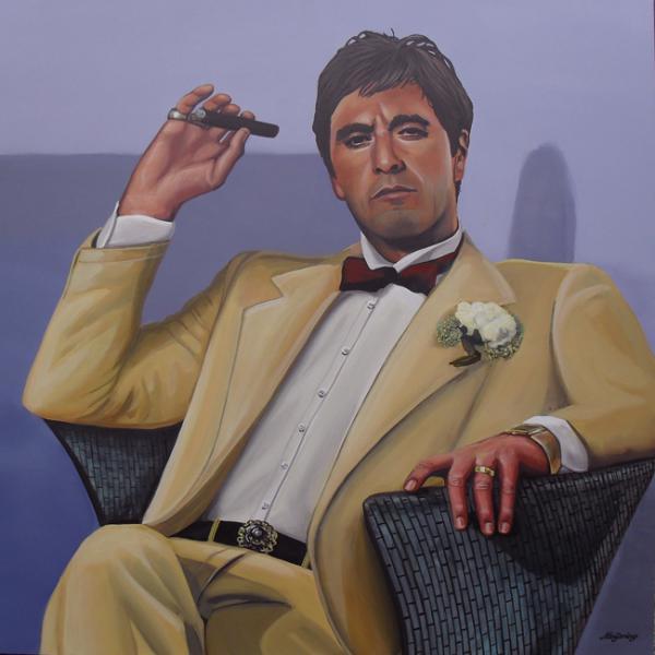 Al Pacino by PaulMeijering